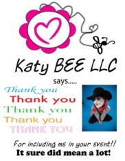 Professional thank you's