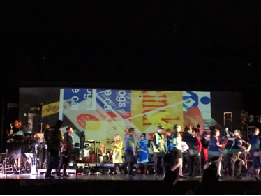 Curious Incident Projection Animation